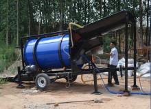 砂金矿机器怎么选择怎样进出口
