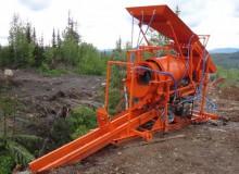 选砂金机器设备,选砂金工艺流程方法