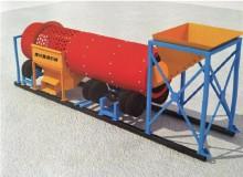 砂金选矿设备,移动沙金机械