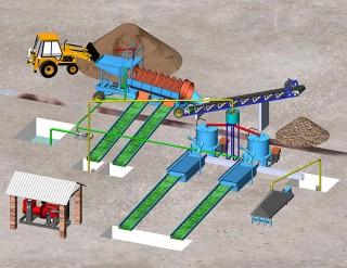 沙金矿怎么开采,砂金矿勘探方法