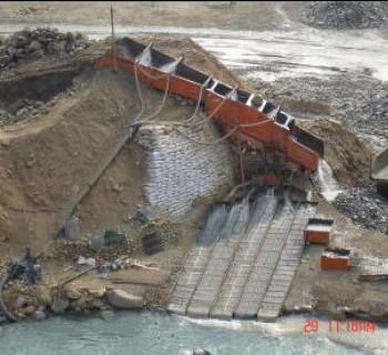 振动沙金矿设备