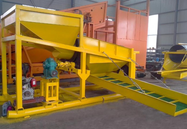 小型沙金设备,选沙金矿设备的厂家
