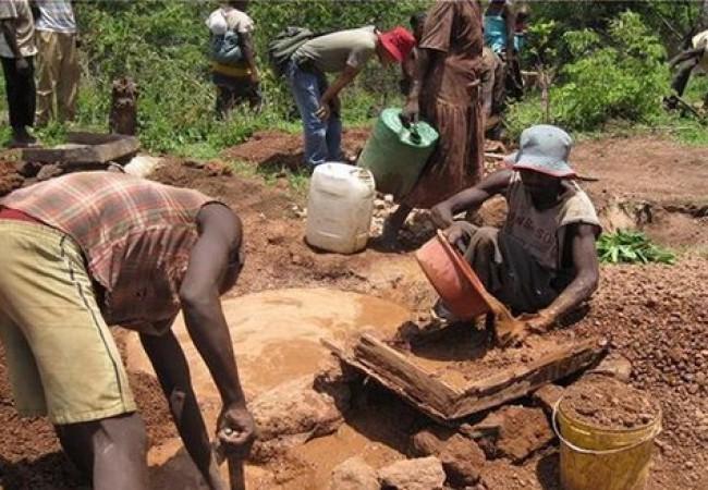 砂金矿开采设备厂家