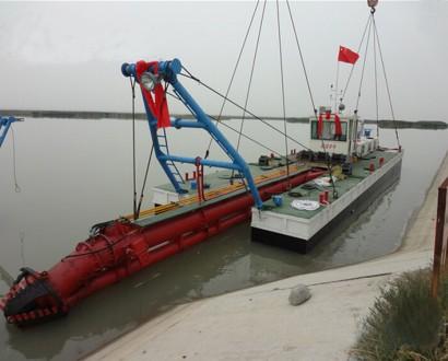 挖泥船,挖泥清淤船,绞吸式挖泥船