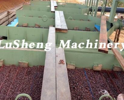 沙锡矿选矿设备